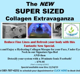 Supersized collagen